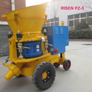 Risen PZ-5 Dry-Mix Gunite Machine pictures & photos