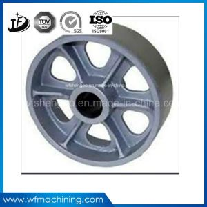 Cast Iron Sand Casting Flywheel for Indoor Cycling pictures & photos