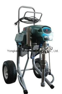 Electric Piston Pump High Pressure Durable Airless Paint Sprayer Spt1095 pictures & photos