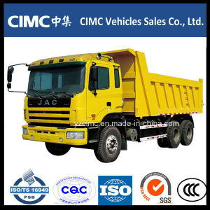 JAC 6*4 Heavy Truck Dump Truck pictures & photos