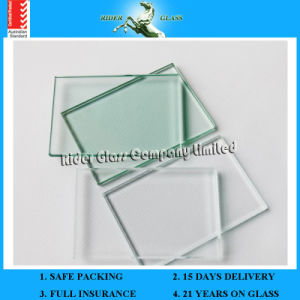 2-19mm Ultra Extra Clear Float Glass pictures & photos