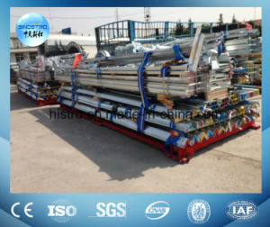 Sinostro Galvanized Construction Steel Structure pictures & photos