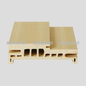 Wood Plastic Composite WPC Anti-Termite Door Jamb Door Frame (PM-120-48) pictures & photos