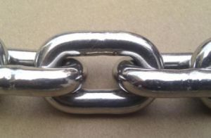 Stainless Steel 304/316 Welded Chain pictures & photos