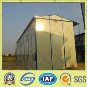 Sandwich EPS Panel Prefab House Suitable for Project pictures & photos