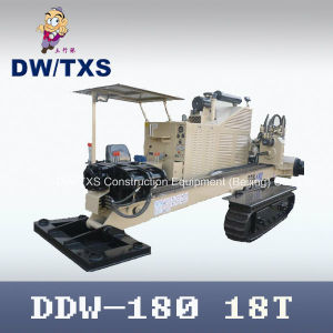 HDD Drilling Machine Horizontal Directional Drilling Rig (DDW-180) for Sale pictures & photos