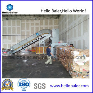 Automatic Waste Paper Baling Machine From Hellobaler Hfa8-10 pictures & photos
