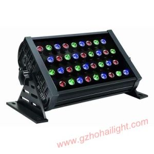 36PCS* 10W LED Waterproof Wall Washer Light
