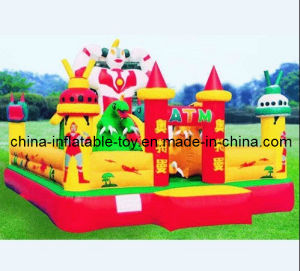 Kids Bouncy Castle for Outdoor (FC-023)
