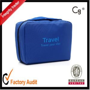Hanging Toiletry Kit, Grooming Travel Bag Organizer, Toiletry Travel Shaving Bag pictures & photos
