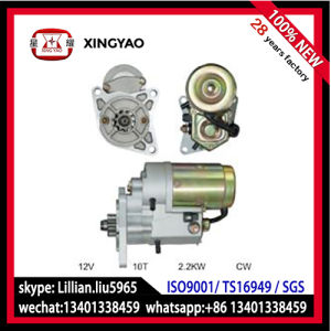 Electric Diesel Engine Motor Starter for Ford New Holland (LRS-212C/26338 M50) pictures & photos