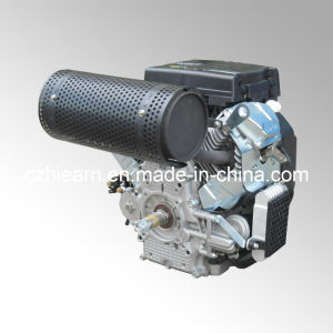 Air-Cooled Two Cylinder Gasoline Engine 3600rpm (2V78F) pictures & photos