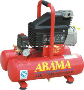 as-25/24 2.5HP Power Witn Twin Tank Handle Air Compressor pictures & photos