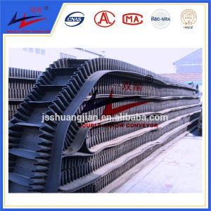 10% off Long-Life Span and Economical Corrugated Sidewall Conveyor Belt pictures & photos