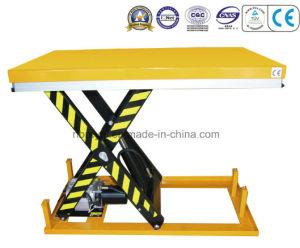 Electric Lifting Platform pictures & photos