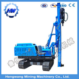 Garden Tool Sunward Hydraulic Static Press Pile Driver pictures & photos