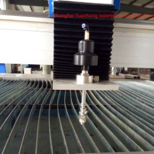 Paser Three Cutting Head for Water Jet Cutting Machine pictures & photos