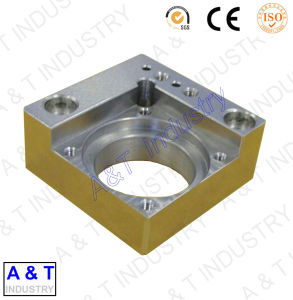 CNC Customized Stainless Steel /Brass/Aluminum Machine Parts pictures & photos