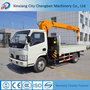 2017 Latest Construction Machinery Mobile Truck Mounted Crane in UK pictures & photos