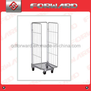 Foldable Moveable Warehouse Storage Logistic Transport Roll Container pictures & photos
