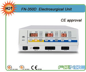 Fn-350d Electrosurgical Diathermy Cautry Surgical Unit pictures & photos