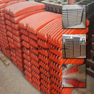Crusher Spare Parts Jaw Crusher Parts pictures & photos