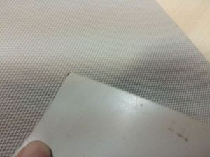 Embossing Anti-Slip PVC Waterproof Membrane / Roofing Sheets pictures & photos
