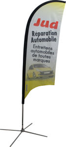 Outdoor Flying Display Flag for Advertising pictures & photos