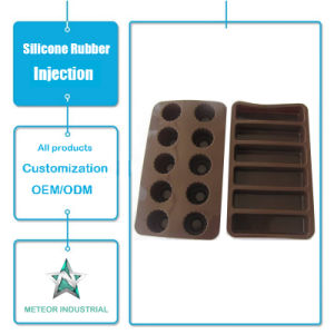 Customized Silicone Products High Temperature Resistance Silicone Kitchenware Baking Dish Sets pictures & photos