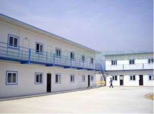 AS/NZS, CE, AISI Certificated High Quality Prefabricated House pictures & photos