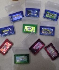 Video Games Compatible for Gba