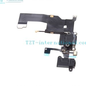 Mobile Phone Charging Port Flex Cable for iPhone 5 pictures & photos