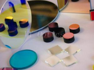 Optical IR-Cut Blue Bandpass Filter for Digital Camera pictures & photos