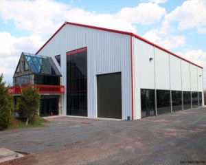Light Steel Structure Portal Framed Warehouse (KXD-SSB20) pictures & photos