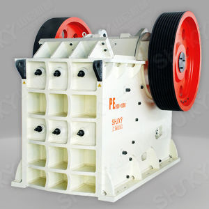 PE Series Large Capacity Rock Jaw Crusher, Stone Crusher