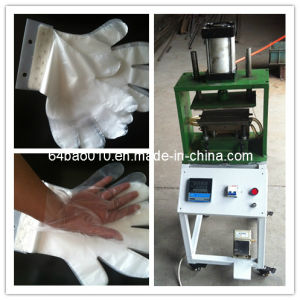 PE Gloves Combination Pressure Feeding Machine