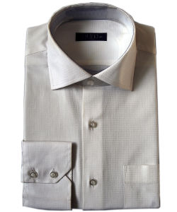 Men′s Cotton Dress Shirts (PL-M-SHT004)