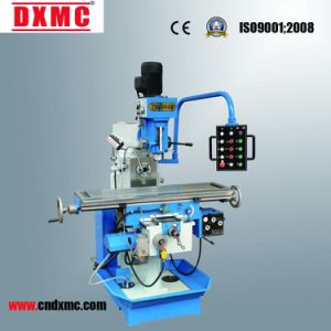 Zx6350za Good Quality Mini Vertical Electronic Milling Machine