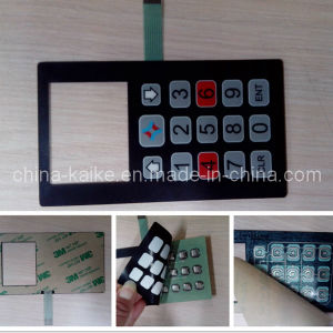 Metal Dome Membane Keypad pictures & photos