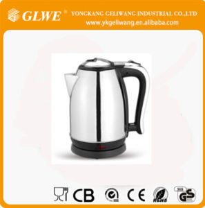 CE/RoHS/CB Approved Automatic Electric Kettle/Hot Water Kettle