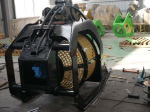 China Excavator Hydraulic Attachments Excavator Screening Bucket pictures & photos
