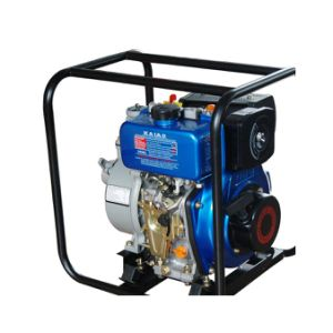 Single-Cylinder Diesel Water Pump (4′′) pictures & photos