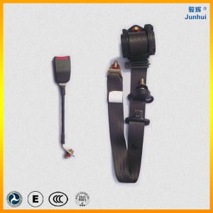 Safety Belt with Retractor 3-Point Seat Belt with E- Mark (JH-M-3Z005)