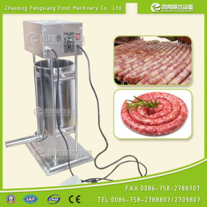 15L Small Type Electric Sausage Stuffer pictures & photos
