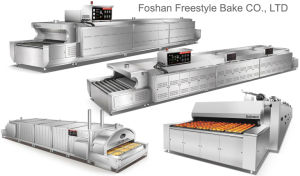 Commercial Rotary Convection Deck Bread Oven or Baking Oven pictures & photos