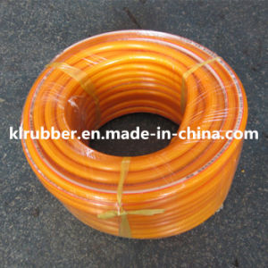 Yellow High Pressure PVC Spray Hose pictures & photos