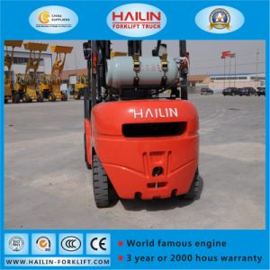 Gasoline & LPG Forklift Truck pictures & photos