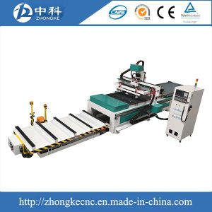 Quality Auto Load and Unload CNC Carving Router pictures & photos