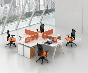SGS 2015 New Design Office Table Partition (BRI-F4B)