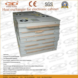 Stable Performance Heat Exchanger for Indoor Cabinet pictures & photos